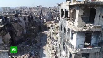 ВСирии «Белые каски» начали постановочные съемки для провокации схиморужием