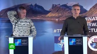«Бабушка вязала»: в Сети обсуждают свитер министра обороны Норвегии
