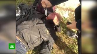 Задержан «главный герой» ролика про нападения на бомжей