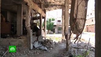 Минобороны РФ: обстановка вподконтрольных США районах Сирии стремительно ухудшается