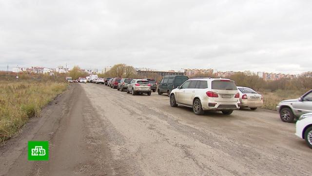 ВЮжном Бутове москвичи живут вдеревянных избах без воды иотопления