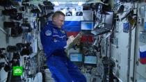 Космонавт Прокопьев рассказал о написании этнографического диктанта в невесомости