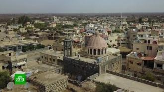 Сирийцы рассказали о спасении главного христианского храма от боевиков