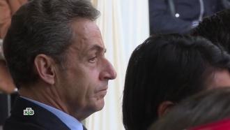 Саркози заявил оконтрпродуктивности антироссийских санкций