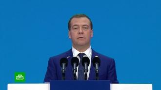 Медведев договорился о продвижении российских товаров в Китае