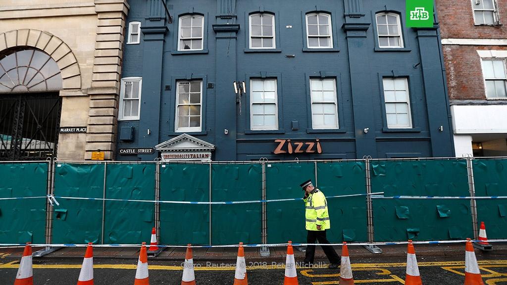 Закрытый после отравления Скрипалей ресторан в Солсбери возобновил работу.Великобритания, отравление, рестораны и кафе, шпионаж.НТВ.Ru: новости, видео, программы телеканала НТВ