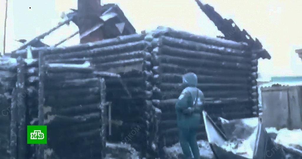 Кемеровская область. При пожаре погибли 8 человек, включая пятерых детей (2018)
