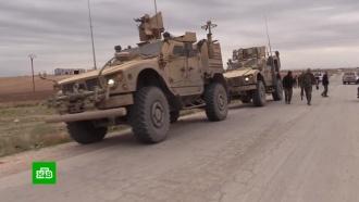 США заподозрили всделке стеррористами ИГИЛ