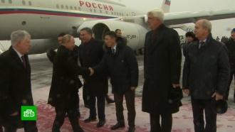 Путин рассказал участникам саммита ОДКБ оситуации вСирии