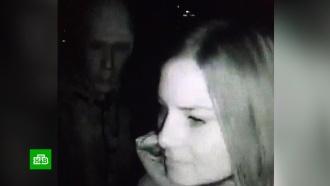 Камера наблюдения сняла москвичку незадолго до гибели
