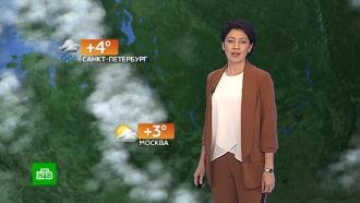 Прогноз погоды на 10 ноября
