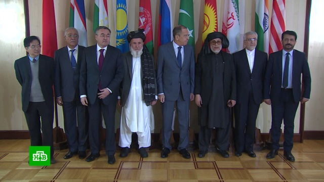 Лавров: ИГИЛ хочет превратить Афганистан в плацдарм обширной экспансии.Афганистан, Исламское государство, Лавров, Талибан, переговоры.НТВ.Ru: новости, видео, программы телеканала НТВ