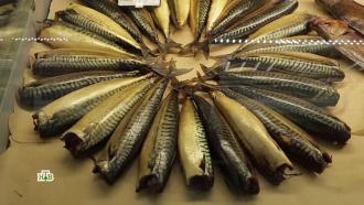 Копченая и вяленая рыба: как не заразиться опасными паразитами
