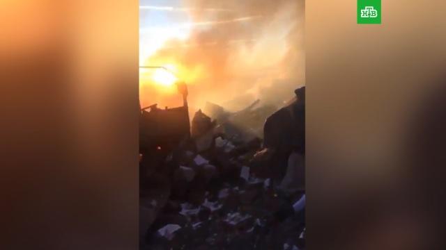 Взрыв прогремел на военной базе вТурции.Турция, взрывы.НТВ.Ru: новости, видео, программы телеканала НТВ