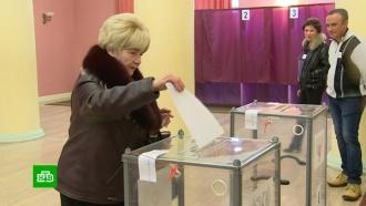 За выборами вДонбассе следят наблюдатели из 14стран