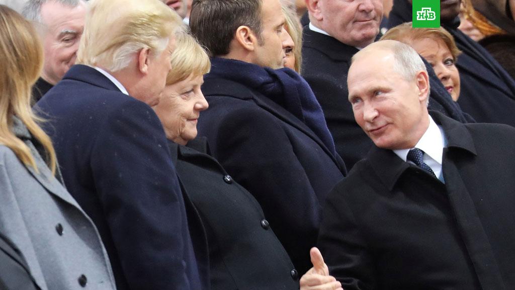 Путин и Трамп договорились отдельно поговорить на саммите G20