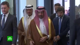 Нефть уверенно дорожает после заявлений <nobr>Эр-Рияда</nobr> о&nbsp;сокращении экспорта