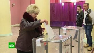 На выборах глав ДНР и ЛНР победили действующие руководители