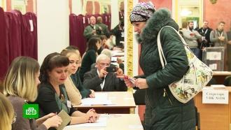 Пушилин иПасечник лидируют на выборах руководителей ДНР иЛНР