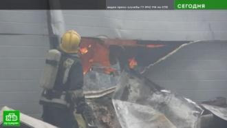 Петербургский депутат требует перепроверить все ТЦ после пожара в«Ленте»