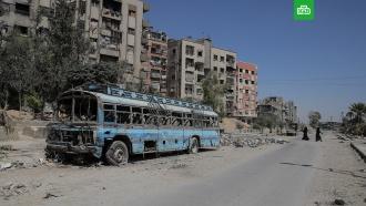 Более 60сирийцев погибли ипострадали при ударе коалиции США