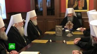 Каноническая украинская церковь разорвала общение сКонстантинополем