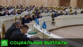 Петербургские депутаты расширят возможности маткапитала инакажут любителей автохлама