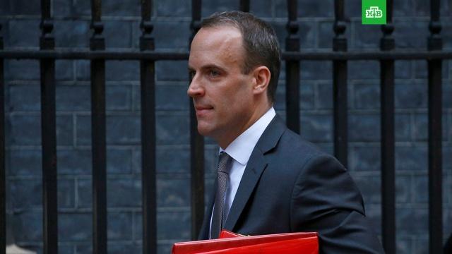 Британский министр по вопросам Brexit подал в отставку.Британский министр по вопросам Brexit Доминик Рааб сообщил о своей отставке. Это решение чиновник объяснил разногласиями по вопросу соглашения с Евросоюзом об условиях Brexit..Великобритания, назначения и отставки.НТВ.Ru: новости, видео, программы телеканала НТВ