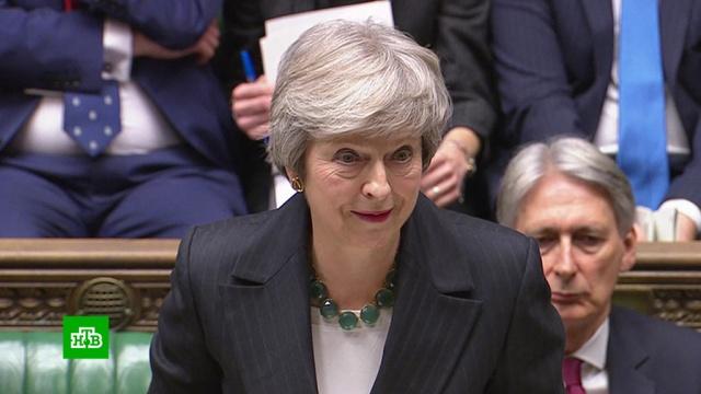 Кризис и хаос: Терезу Мэй высмеяли в парламенте за «провальный» план по Brexit.Великобритания, Европейский союз, Тереза Мэй, парламенты.НТВ.Ru: новости, видео, программы телеканала НТВ