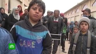 Минобороны обвинило США всоздании подобия концлагеря вСирии