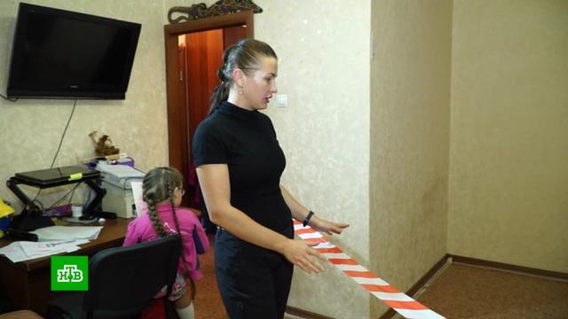 Житель Барнаула вынудил бывшую жену превратить квартиру в пограничную зону.Барнаул, жилье, скандалы, браки и разводы, семья.НТВ.Ru: новости, видео, программы телеканала НТВ
