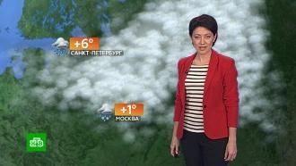 Прогноз погоды на 17 ноября