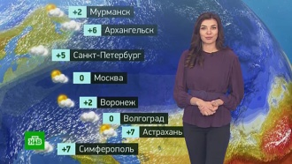 Утренний прогноз погоды на 16ноября