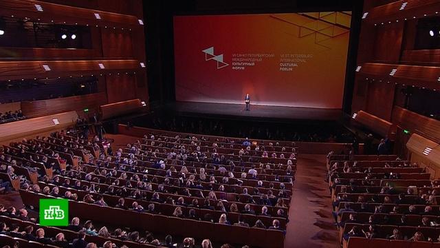 Путин отметил миротворческую миссию культуры.Путин, Санкт-Петербург, искусство.НТВ.Ru: новости, видео, программы телеканала НТВ