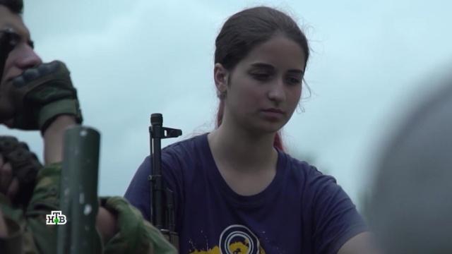 Вдетских лагерях Украины готовят поколение убийц.НТВ.Ru: новости, видео, программы телеканала НТВ