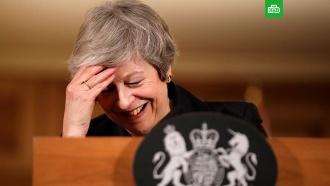 Стаканчик виски помог Мэй справиться со стрессом из-за Brexit.Премьер-министр Великобритании Тереза Мэй призналась, что справиться со стрессом после пятичасового обсуждения соглашения по Brexit с кабмином ей помог стакан виски.Великобритания, Тереза Мэй, алкоголь.НТВ.Ru: новости, видео, программы телеканала НТВ