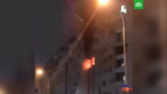 ВКраснодаре эвакуируют жильцов горящей многоэтажки