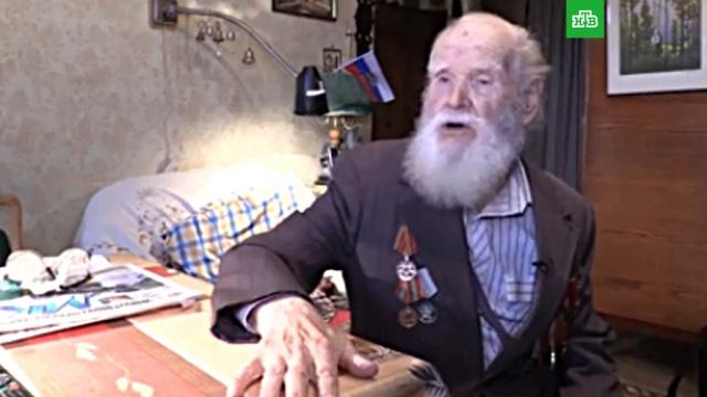 Ветеран ВОВ умер после войны с коллекторами.В Москве скончался ветеран Великой Отечественной войны Анатолий Доронин, у которого отняли квартиру за долги внука.Москва, ветераны, коллекторы, смерть.НТВ.Ru: новости, видео, программы телеканала НТВ