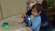 Трехлетнему Максиму нужны деньги на дорогие препараты для пересадки почки