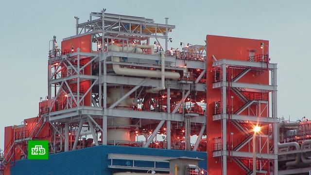 На заводе «Ямал-СПГ» появится инновационная линия сжижения газа.Ямало-Ненецкий АО, газ, экономика и бизнес.НТВ.Ru: новости, видео, программы телеканала НТВ