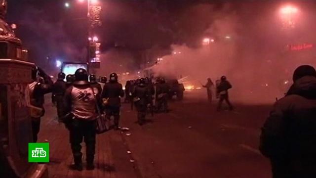 «Евромайдану» — 5 лет: на Украине вспоминают погибших в беспорядках.Украина, беспорядки, памятные даты, перевороты.НТВ.Ru: новости, видео, программы телеканала НТВ