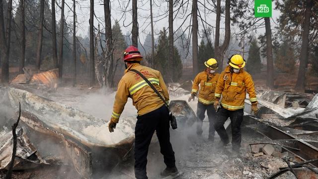 Число жертв пожаров в Калифорнии превысило 80.Природные пожары в Калифорнии унесли жизни 84 человек. Тела еще двоих погибших обнаружили в округе Бьютт на севере штата.США, лесные пожары.НТВ.Ru: новости, видео, программы телеканала НТВ