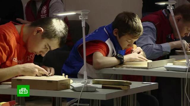 Путин: участники чемпионата «Абилимпикс» служат примером для миллионов людей.инвалиды, Москва, фестивали и конкурсы, школы.НТВ.Ru: новости, видео, программы телеканала НТВ