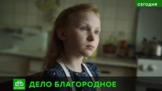 Благотворительный фонд из Петербурга наградили «красным яблоком»