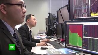В&nbsp;ЦБ заявили о&nbsp;проблемах в&nbsp;работе с&nbsp;китайскими банками <nobr>из-за</nobr> санкций
