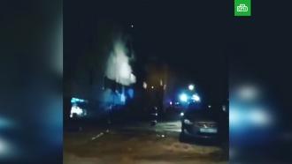 Четверо детей погибли при пожаре вТуле