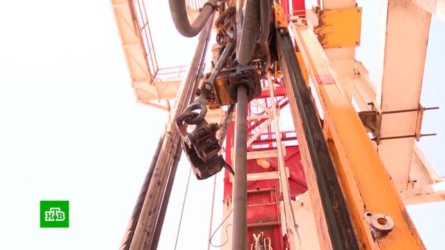 Цена нефти Brent пробила годовой минимум.валюта, нефть.НТВ.Ru: новости, видео, программы телеканала НТВ