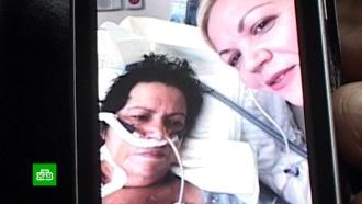 Россиянке не отдают тело умершей в дубайском госпитале матери