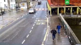 <nobr>Скотленд-Ярд</nobr> обнародовал новые видео сПетровым иБошировым вСолсбери