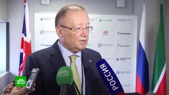 Перевод сукраинского: посол РФ назвал реакцию Лондона на ЧП скораблями предсказуемой
